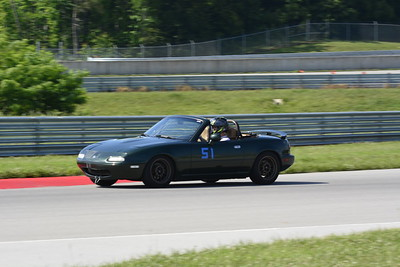 2018 SCCA Time Trial NCM Black Cars-140