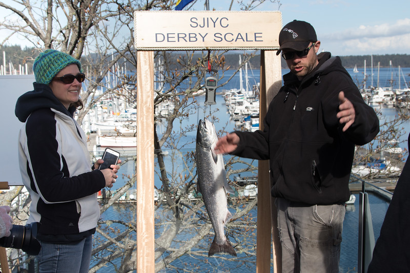 2018 SJIYC Fishing Derby - photo by Jim Corenman
