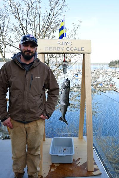 2018 SJIYC Fishing Derby - photo by Bill Waxman