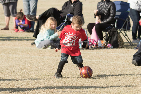 U6 - TEAL VS RED - MARCH 24