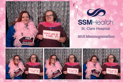 2018 - SSM St. Clare Health Expo for SunnyHill