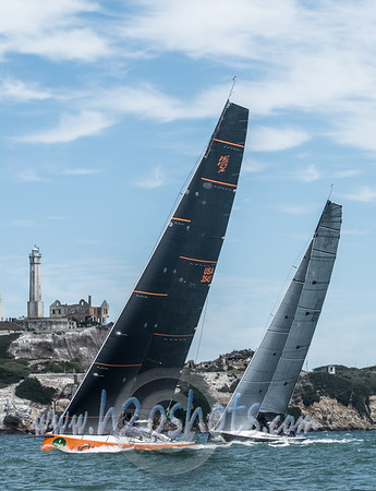 2018 Rolex Big Boat Series Day 2 Selects