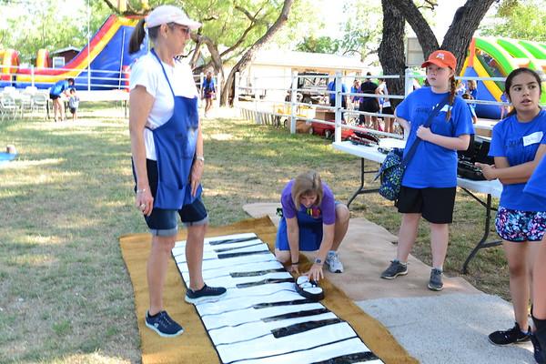 2018 San Angelo Camp Rehab - Day 2