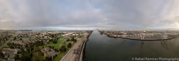 San Francisco Pano View
