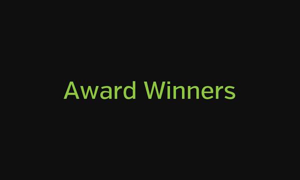 Sean's Run 5k Award Winners