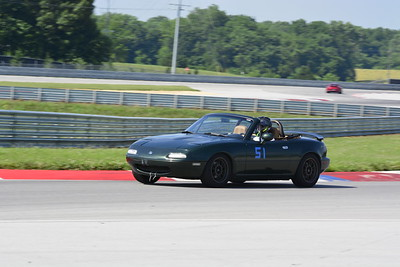 2018 SCCA Time Trial NCM Green Cars-3