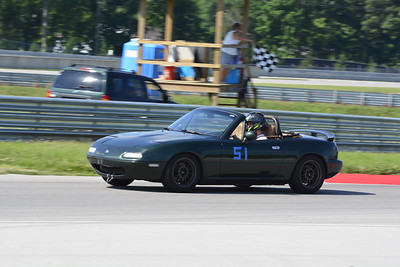 2018 SCCA Time Trial NCM Green Cars-5