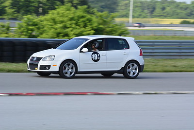 2018 SCCA Time Trial NCM White Cars-19
