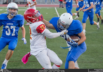 Freshman vs. Mt. Carmel 2018-10-11, ST
