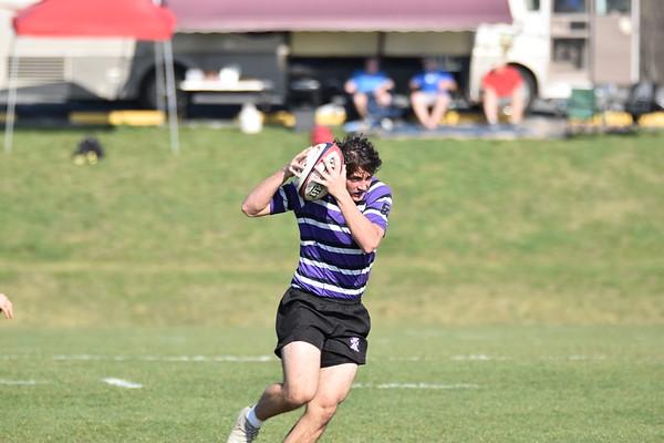Gonzaga Rugby Classic - Purple vs. St. Xavier - 4/14/18