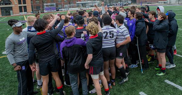 Xavier College (Australia) - Varsity Purple 4.7.18 (AJM)