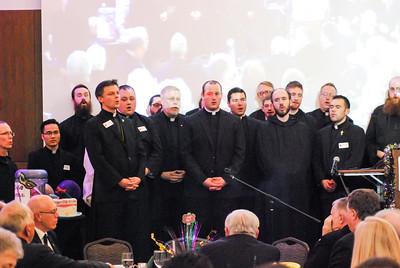 2018 Seminary Mardi Gras