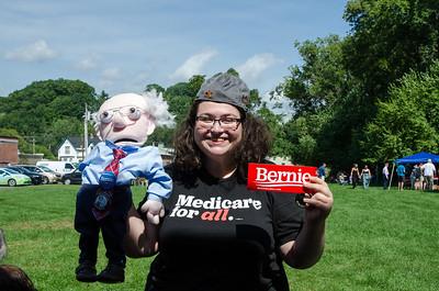 U.S. Senator Bernie Sanders Labor Day Rally