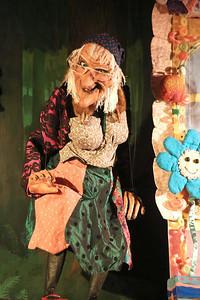 pentangle puppet show