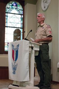 shumskis05-Scout_Executive_Ed_McCollin_delivering_remarks_on_the_importance_of_being_an_Eagle