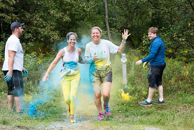 3rd Annual Rainbow Run