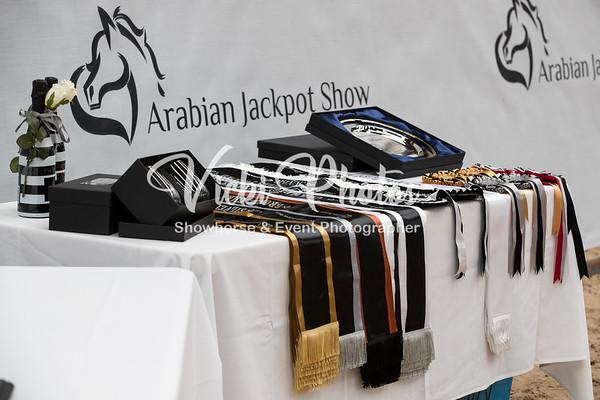 Arabian Jackpot Show - 2nd & 3rd June 2018