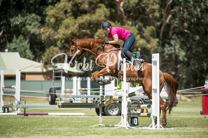 WASJA Show Jumping - 10 3 2018-5462