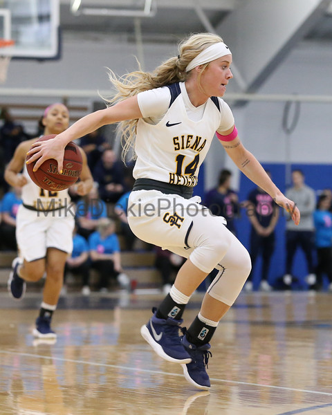 Siena Heights University vs Lawrence Tech women's basketball