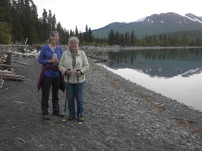 2018 Skilak Lake via Hidden Creek Trail