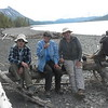 A great trip.  Della Brindenburg, Kari Mohn, Alice Heckert