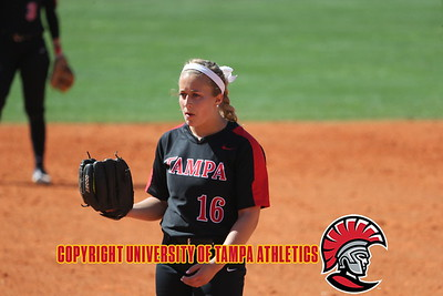 3/7/2018; Tampa, Fla.; University of Tampa softball vs. Chestnut Hill
