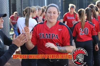 3/23/2018; Tampa, Fla.; University of Tampa softball vs. Embry Riddle.