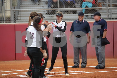 2/8/2018; Tampa, Fla.; University of Tampa softball vs. University of West Georgia.