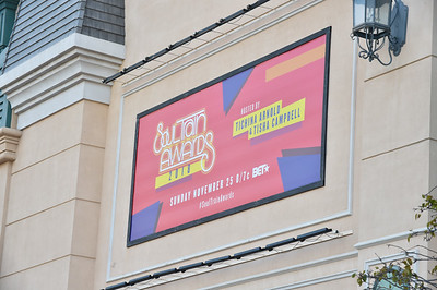 LAS VEGAS, NV - November 17:  Soul Train Music Awards at Orleans Arena on Saturday, November 17, 2018, in Las Vegas, NV, USA. (Photo by: Aaron J. / RedCarpetImages.net)