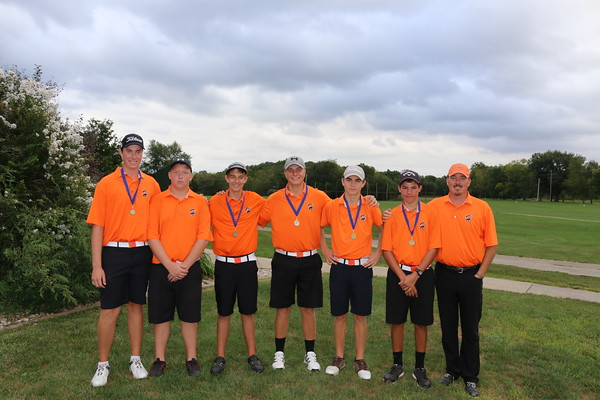 2018 South Central Conference Boys Golf Tournament