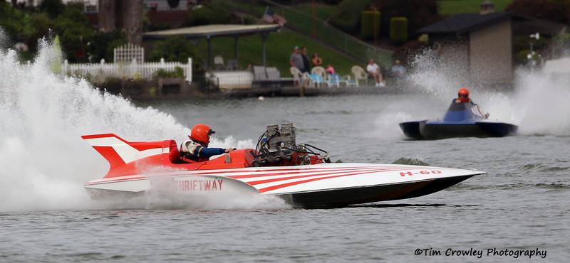2018 Spanaway Hydroplane Races