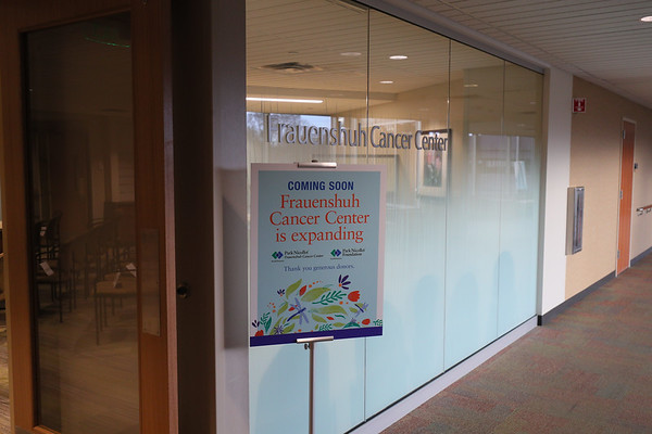 2018 Frauenshuh Cancer Center Love & Legacy Grand Opening Event