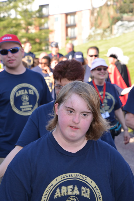 . Linda Kerkau - Morning Sun -   The 2018 Special Olympic Michigan Summer Games Opening Ceremonies
