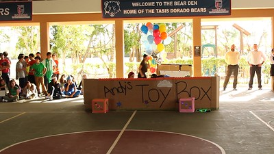 12th Grade Skit: Toy Story