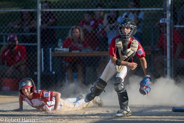 High Point @ Byram Baseball