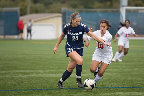 Randolph Girls JV Soccer