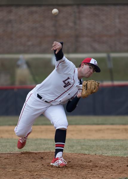 Sussex Tech @ Lenape Valley Regional Varsity Baseball