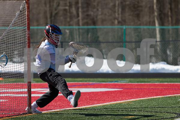 Vorhees @ Lenape Valley Regional Girls Lacrosse