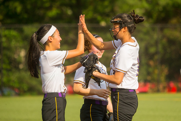 Softball: National Cathedral @ DCSAA Semis