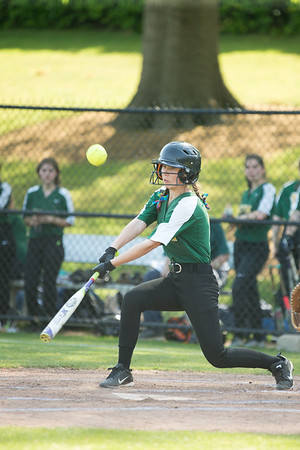 Visitation Softball 2018 vs Flint Hill