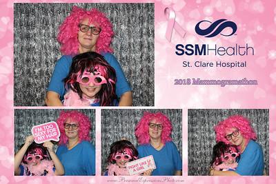 2018 - St. Clare Mamogrammathon 3518