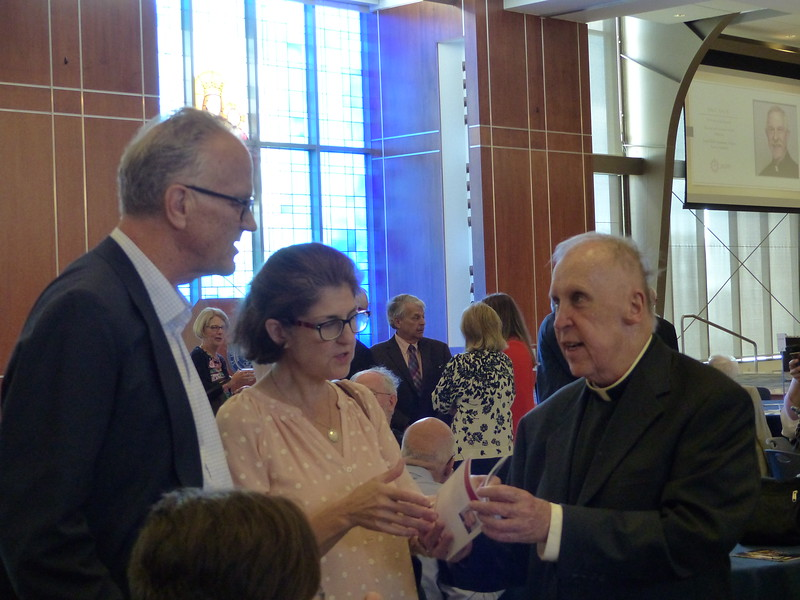 Father Michael Tueth, SJ, shares his reflection on 60 years as a Jesuit with friends.