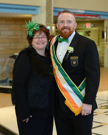 2018 St Patrick's Day Awards & Mass