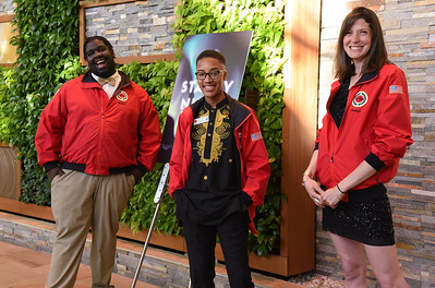 2018 City Year Boston Starry NIght