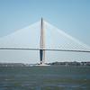 The Cooper River Bridge - Charleston, South Carolina