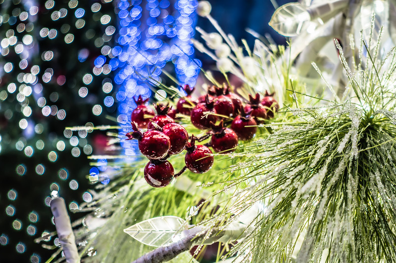 beautiful christmas decorations for holiday season
