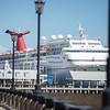 Charleston Harbor Dock, Charleston, South Carolina, USA