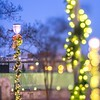 christmas lights holiday decorations around charlotte north carolina