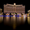 world famous fountain water show in las vegas nevada