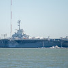 USS Yorktown In Charleston South Carolina